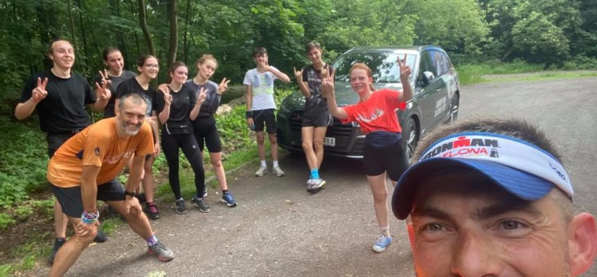 Triathlonowa Legnica- Antyhing is Possible