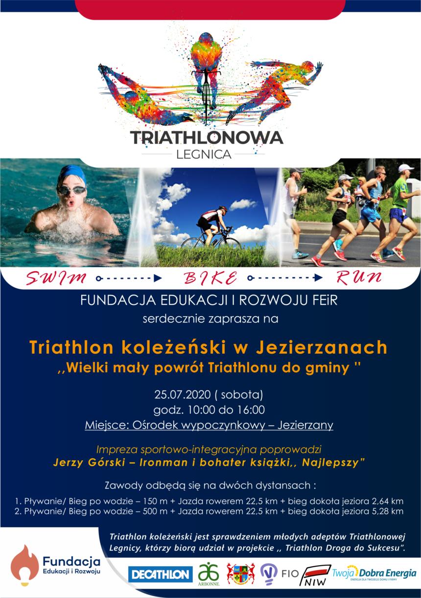 Triathlon – droga do sukcesu